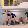 2013 Smith College Invitational: Celia Dyer (Virginia) and Andrea Tran (William Smith)