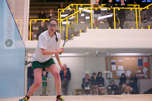 2013 Smith College Invitational: Rachel Newman (William Smith) and Nicola Bradshaw (Cal Berkeley)