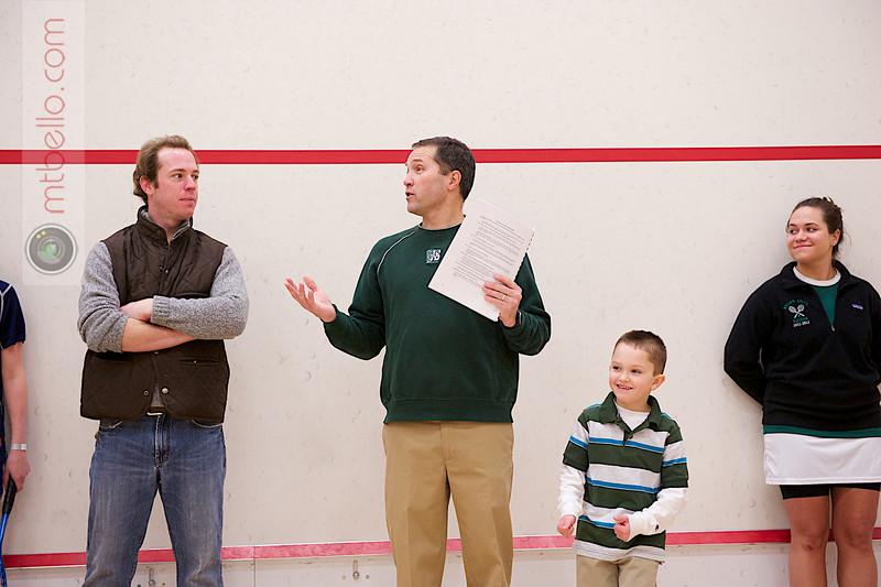 2013 Smith College Invitational: Chip Fishback (William Smith) and Grant White (Virginia)