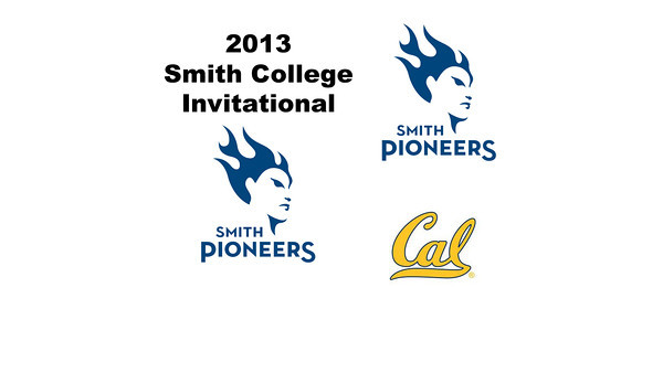 2013 Smith College Invitational: Scarlett Varney (Cal Berkeley) and Jin Lee (Smith College)