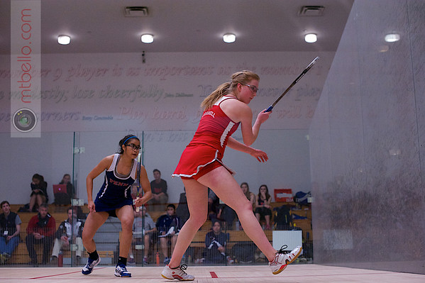 2013 Women's National Team Championships: Nabilla Ariffin (Penn) and Danielle Letourneau (Cornell)