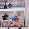 2013 Women's National Team Championships: Kathryn Brummer (Mount Holyoke) and Kiran Vasudevan (Drexel)<br /> <br /> Published on page 46 of Squash Magazine (March/April 2013)