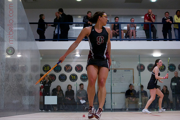 2013 Women's National Team Championships: Laura Gemmell (Harvard) and Kerrie Sample (Stanford)