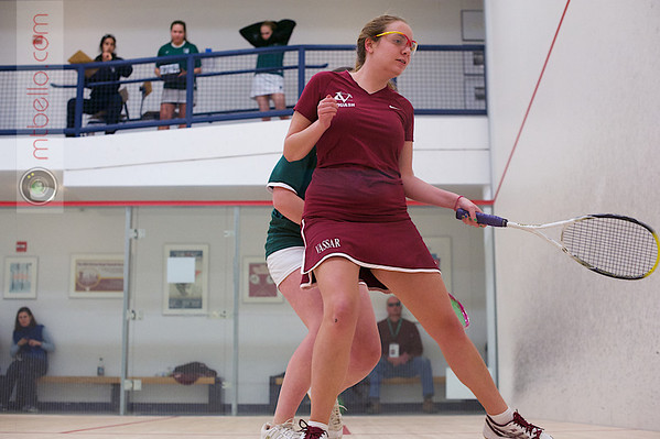 2013 Women's National Team Championships: Anne Habecker (William Smith) and Jill Levine (Vassar)