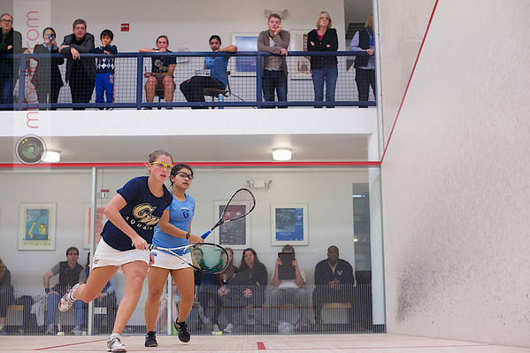 2013 Women's National Team Championships: Reyna Pacheco (Columbia) and Jacqueline Shea (George Washington)
