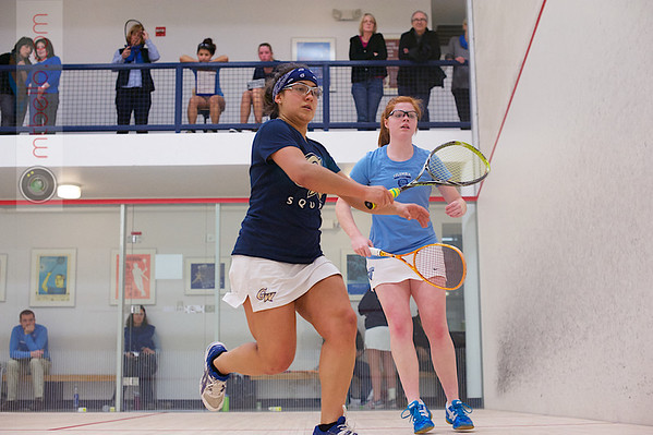2013 Women's National Team Championships: Anna Porras (George Washington) and Catherine Jenkins (Columbia)
