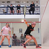 2013 Women's National Team Championships: Alexis Saunders (Princeton) and Isabel Pitaro (Brown)