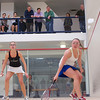 2013 Women's National Team Championships: Lindsay Arader (Hamilton) and Christiana Whitcomb (Bowdoin)