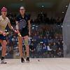 2013 Women's National Team Championships: Elizabeth Eyre (Princeton) and Catalina Pelaez (Trinity)