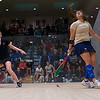 2013 Women's National Team Championships: Kanzy El Defrawy (Trinity) and Julie Cerullo (Princeton)