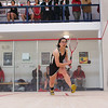 2013 Women's National Team Championships: Pamela Chua (Stanford) and Danielle Letourneau (Cornell)<br /> <br /> Published on page 48 of Squash Magazine (March/April 2013)