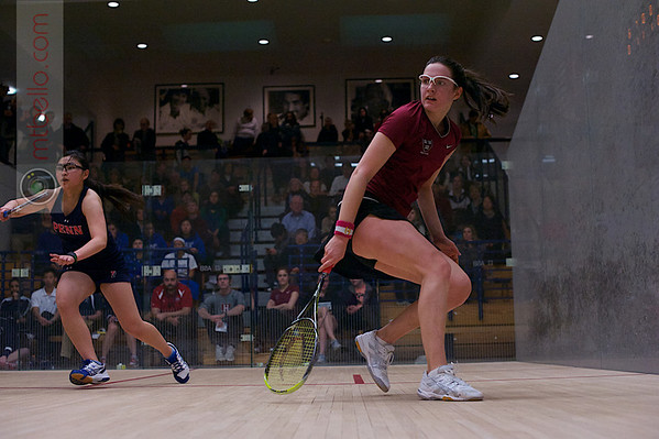 2013 Women's National Team Championships: Yan Xin Tan (Penn) and Laura Gemmell (Harvard)