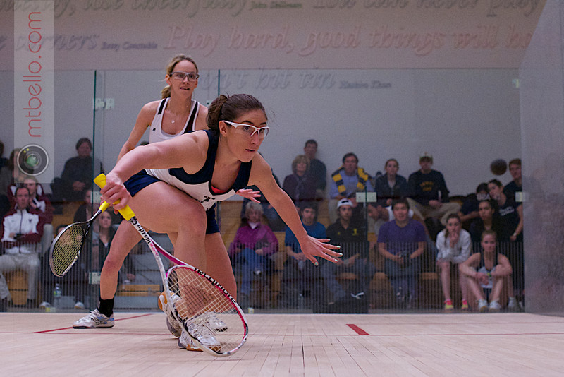 2013 Women's College Squash National Team Championships