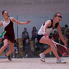 2013 Women's National Team Championships: Natasha Kingshott (Harvard) and Natalie Babjukova (Trinity)