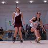 2013 Women's National Team Championships: Natasha Kingshott (Harvard) and Natalie Babjukova (Trinity)