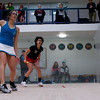 2013 Women's National Team Championships: Ushashi Basu (Tufts) and Alexandra Love (Haverford)