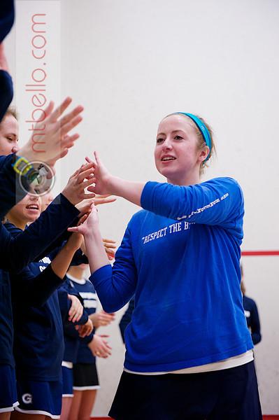 2013 Women's National Team Championships: Elizabeth Johnson(Georgetown)