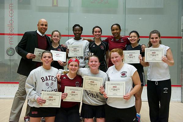 2013 Women's National Team Championships: Bates