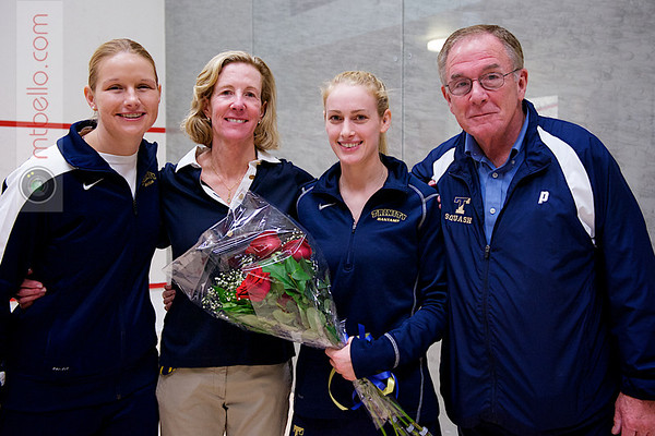 2013 Women's National Team Championships: Joanne Schickerling, Wendy Bartlett, Robyn Hodgson (Trinity), and Randy Lee