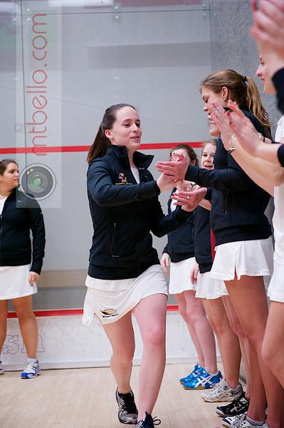 2013 Women's National Team Championships: Cassandre Burke (Boston College)