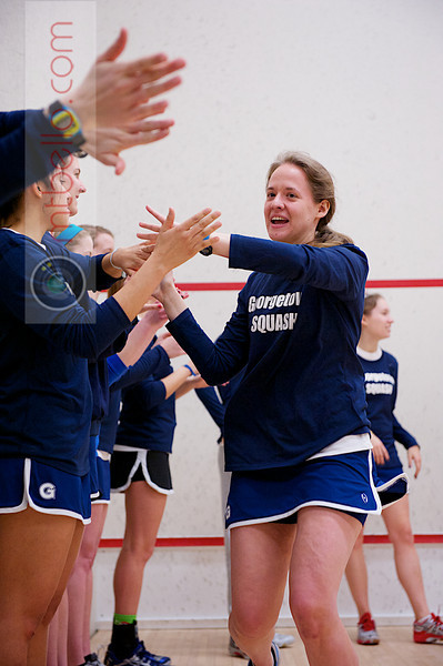 2013 Women's National Team Championships: Lindsay Weil (Georgetown)