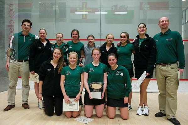 2013 Women's National Team Championships: Dartmouth