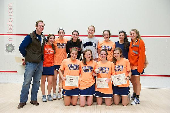 2013 Women's National Team Championships: Virginia