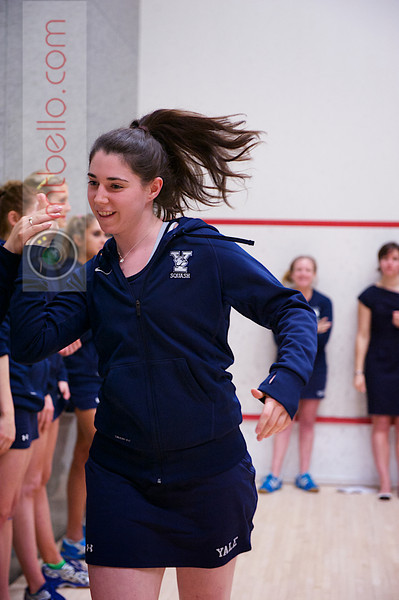 2013 Women's National Team Championships: Carolyn Brown (Yale)