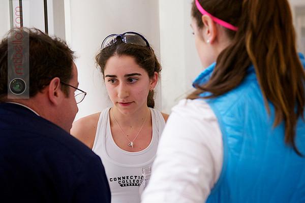 2013 Women's National Team Championships: Leah Puklin (Conn College)