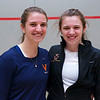 2013 Women's National Team Championships: Caroline Whelan (Boston College) and Kelly Whelan (Virginia)