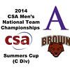 a13 2014 MCSATC Brown Amherst 5s SC