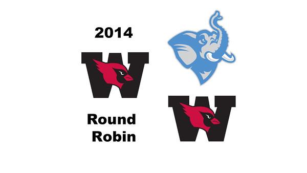 a12 2014 WRR  Wesleyan Tufts W1s
