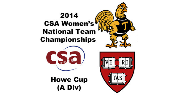 c34 2014 WCSATC Harvard Trinity 3s Games 1-2 HC