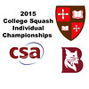2015 CSA Individuals - Molloy Cup: Anderson Good (St. Lawrence) and Darrius Campbell (Bates)