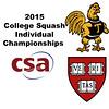 2015 CSA Individuals - Ramsay Cup (Final): Amanda Sobhy (Harvard) and Kanzy El Defrawy (Trinity)