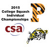 2015 CSA Individuals - Molloy Cup: Andrew McGuinness (Navy) and Michael LeBlanc (Princeton)