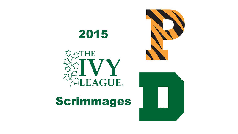 2015 Ivy League Scrimmages