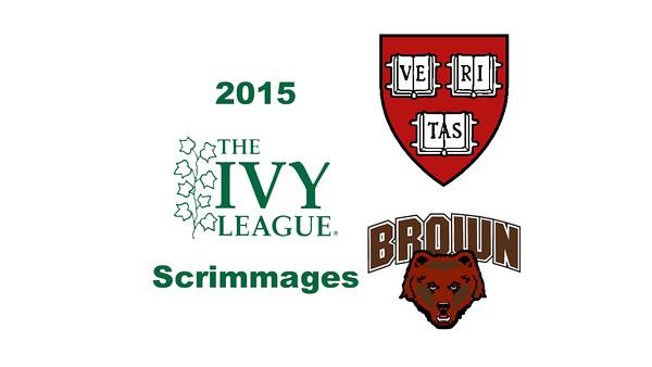 7 2015 ISL Harvard Brown