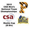 2015 MCSA Team Championships -  Hoehn Cup: Joseph Gingold (Drexel) andBen Leizman (Princeton)