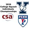 2016 CSA Individual Championships - Ramsay Cup: Anaka Alankamony (Penn) and Jenny Scherl (Yale)