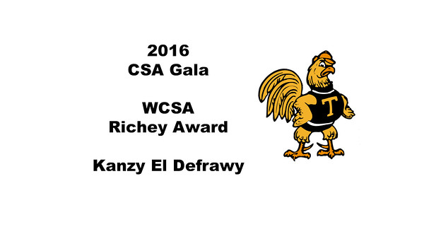 2016 Richey Award Presentation