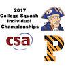2017 CSA Individual Championships - Molloy Cup: Gabriel Morgan (Princeton) and Felipe Pantle (Hobart)