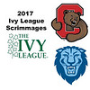 2017 Ivy League Scrimmages: McClain Awalt (Columbia) and James Paolella (Cornell)