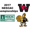 2017 NESCAC Championships: Tom De Mulder (Trinity) and David Sneed (Wesleyan)