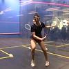 2018 Individual Championships:  Reeham Sedky (Penn) and Sabrina Sobhy (Harvard) Gm 2