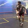 2018 Individual Championships:  Kush Kumar (Trinity) and David Ryan (Harvard) Gm 1