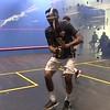 2018 Individual Championships:  Kush Kumar (Trinity) and David Ryan (Harvard) Gm 5
