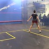 2018 Individual Championships: Gina Kennedy (Harvard) and Reeham Sedky (Penn) Gm 3