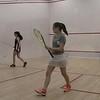 2018 WCSA Team Championships: Emma Robson (Mount Holyoke) and Rose Warren (Bowdoin)