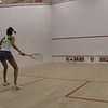 2018 WCSA Team Championships: Hannah Safford (Brown) and Apoorva Addepalli (Drexel)